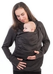 Belly Bedaine Kangaroo Babywearing Sweater
